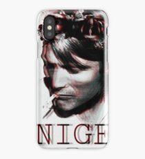 Nigel iPhone Case/Skin