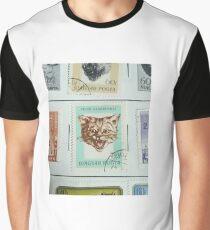 Happy Wildcat  Graphic T-Shirt