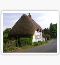 Wherwell Cottages (3) Sticker