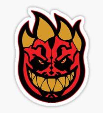 Sithfire Sticker