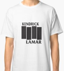 Kendrick Lamar Black Flag Classic T-Shirt