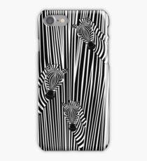 Zebra pattern iPhone Case/Skin