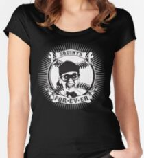 Squints For-ev-er! Women's Fitted Scoop T-Shirt