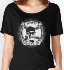 Squints For-ev-er! Women's Relaxed Fit T-Shirt