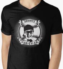 Squints For-ev-er! Men's V-Neck T-Shirt