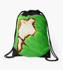 Lost Continent  Drawstring Bag