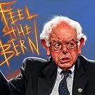 Feel the Bern by DylanVermeul