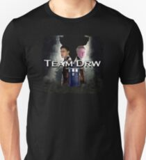 team drw doctor who at 50 t-shirts Unisex T-Shirt