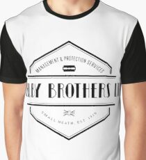 SHELBY BROTHERS LIMITED Graphic T-Shirt