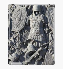 Antique weapons  iPad Case/Skin