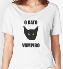 O Gato Vampiro The Vampire Women's Relaxed Fit T-Shirt