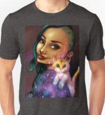 Elfie and Akira Unisex T-Shirt