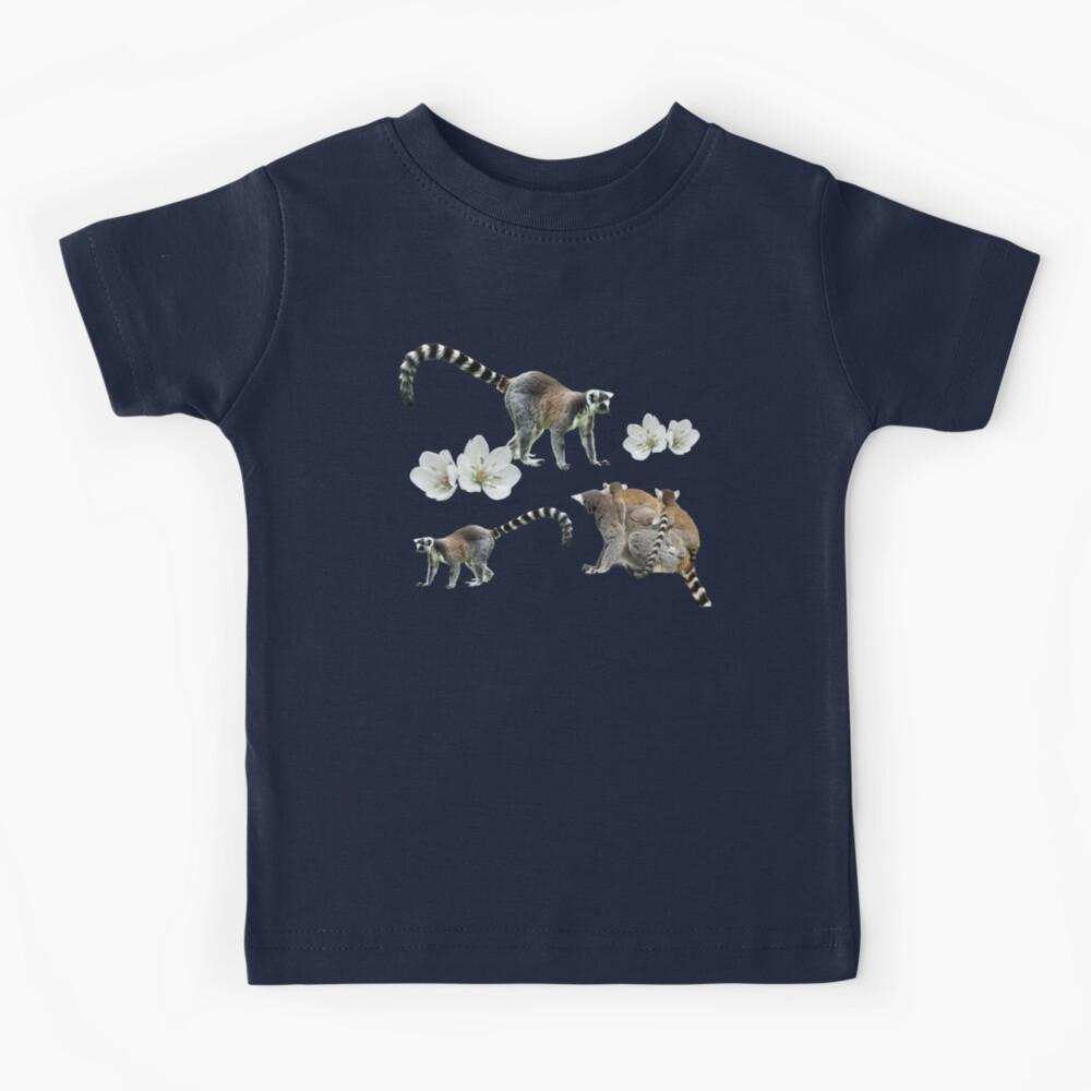Lemur love Kids T-Shirt