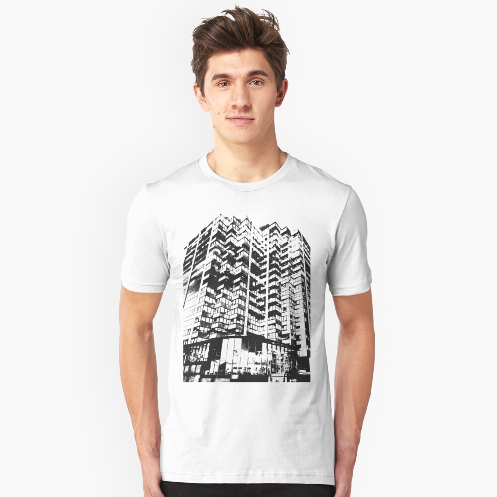 From the Group Up Slim Fit T-Shirt