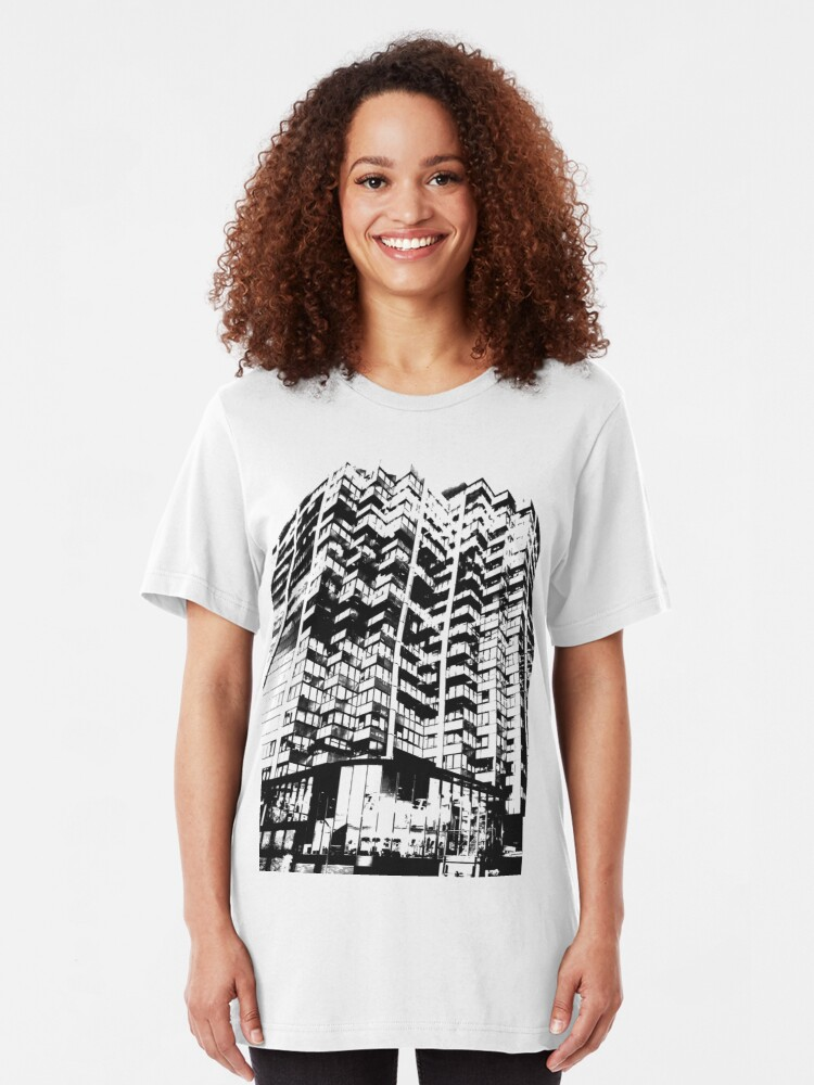 Alternate view of From the Group Up Slim Fit T-Shirt
