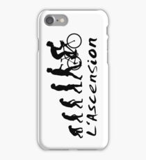 L'Ascension rotated iPhone Case/Skin