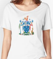 Coat of Arms of Victoria Women's Relaxed Fit T-Shirt