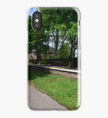Stamford Bridge - Station Platform iPhone Case