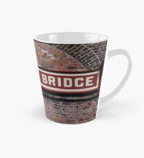 Stamford Bridge - Station Sign Tall Mug