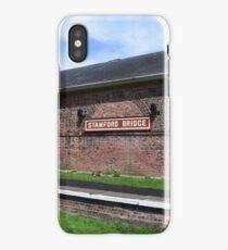 Stamford Bridge - Train Station Building iPhone Case