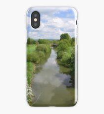 Stamford Bridge - River Derwent iPhone Case