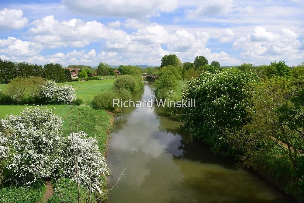 Stamford Bridge - River Derwent by Richard Winskill