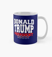 Taza clásica Donald Trump para el presidente 2016