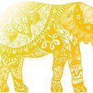 «Elefante amarillo» de adjsr