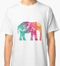Warm Elephant Classic T-Shirt