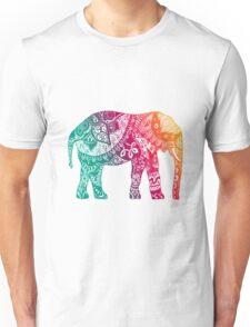 Warm Elephant Unisex T-Shirt