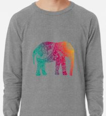 Warmer Elefant Leichter Pullover