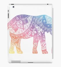 Pastel Elephant iPad Case/Skin