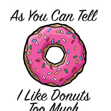Donut Joke by willarts