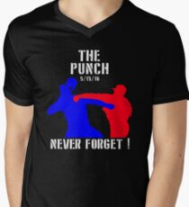 The Punch that Never Forget (5/15/16) Mens V-Neck T-Shirt