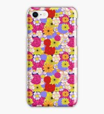 Floral Twist iPhone Case/Skin