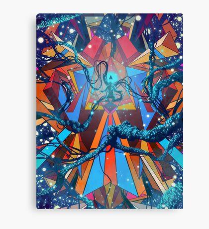 Mnemonic Traveler Canvas Print