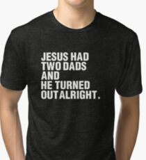 Jesus Tri-blend T-Shirt