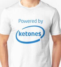 Powered By Ketones - Blue T-Shirt