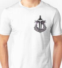 Accel World - Nega Nebulas Insignia (Black King) T-Shirt