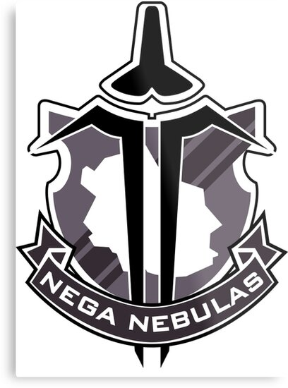 Accel World - Nega Nebulas Insignia (Black King) by Fireseed-Josh
