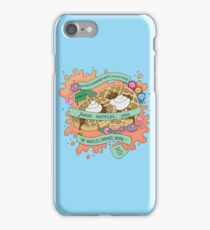 Friends, Waffles, Work. (Parks and Rec) iPhone Case/Skin