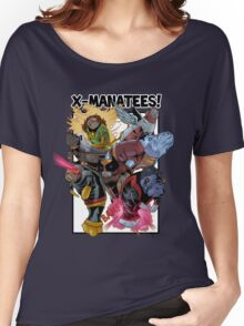 X-Manatees! SALE! Women's Relaxed Fit T-Shirt