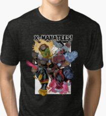 X-Manatees! SALE! Tri-blend T-Shirt