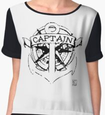 Captain 2.0 Chiffon Top