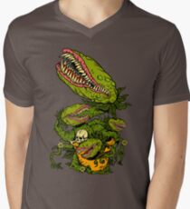 Venus Fly Trap Men's V-Neck T-Shirt