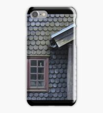 Bucolic Old House iPhone Case/Skin