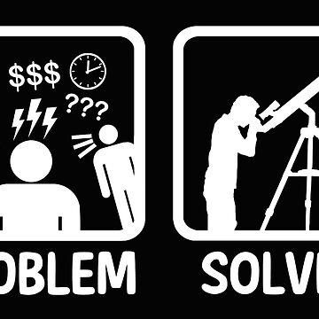 Lustiges Astronomie-Problem gelöst von BeyondEvolved