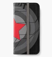 Winter Soldier Shield iPhone Wallet/Case/Skin