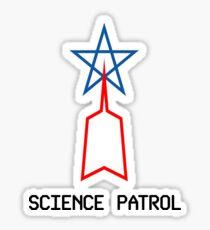 Science Patrol - Ultraman Sticker