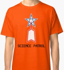 Science Patrol - Ultraman Classic T-Shirt